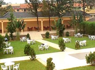 Sufficient Parking E Emerald Hotel Gardens Kampala