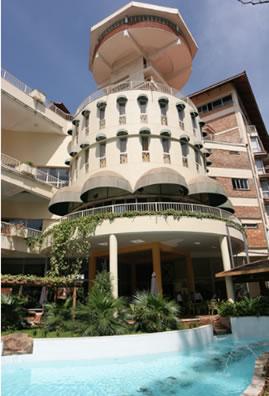 Golf Course Hotel Kampala
