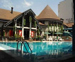 Hotel Equatorial Kampala